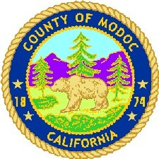 Modoc County Logo